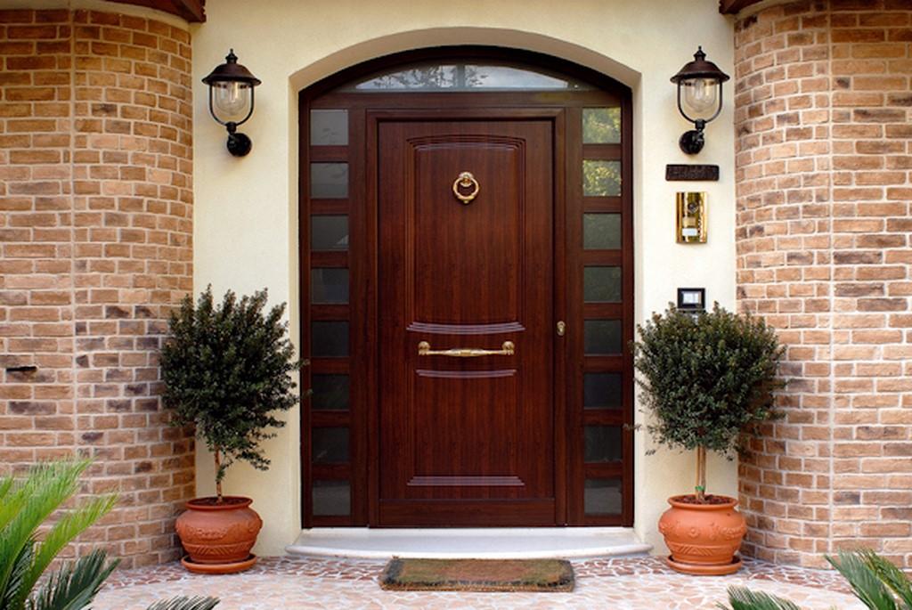 Beautiful porte ingresso prezzi photos acrylicgiftware - Porte esterne prezzi ...